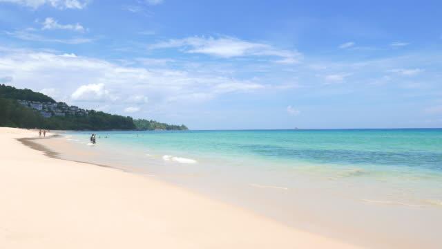 HD Beach and sea video