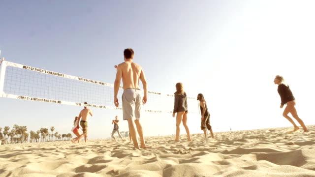 SLOW MOTION - Beach Friends Group video