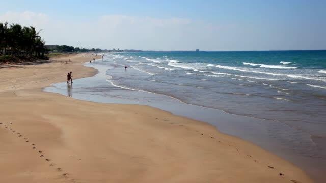 Beach in Muscat, Oman video
