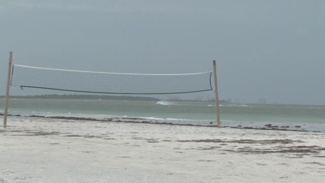 Beach volleyball net-HD-bis 30 – Video
