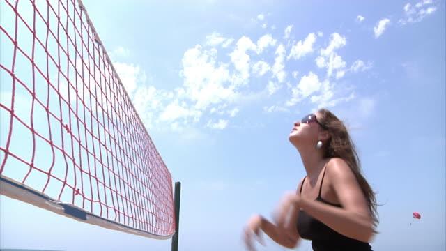 Voleibol de playa - vídeo