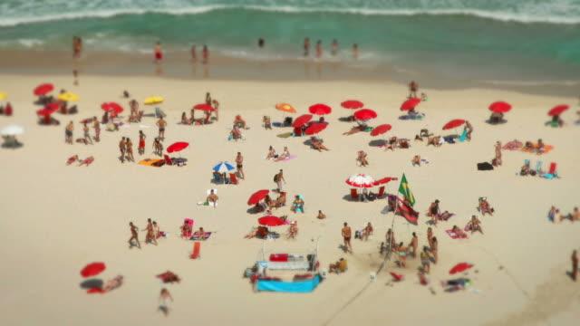 Beaches of Rio de Janeiro, Brazil video