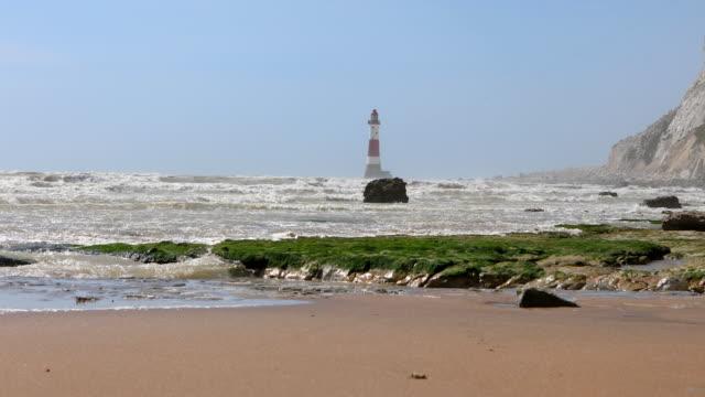 4K: Beachy Head Lighthouse, Eastbourne