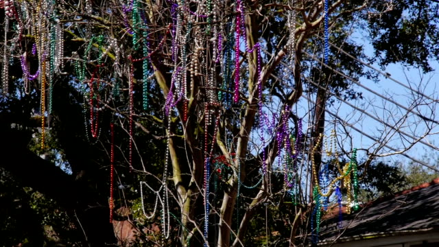 Beads in a Tree video