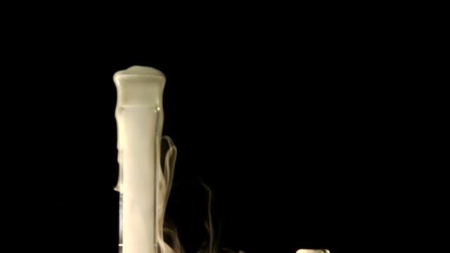 Beakers - Tilt Down Slow Motion 1 video