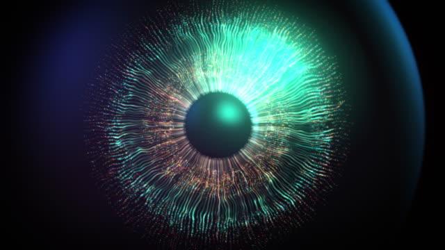 美麗的抽象圓隧道與光線。 - 現代 風格 個影片檔及 b 捲影像