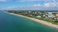 istock Beautiful aerials Delray Beach Florida 1249097372