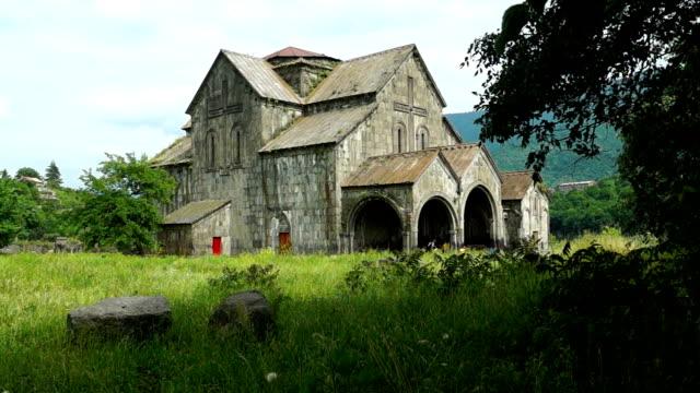 Beautiful ancient armenian monastery Akhtala video
