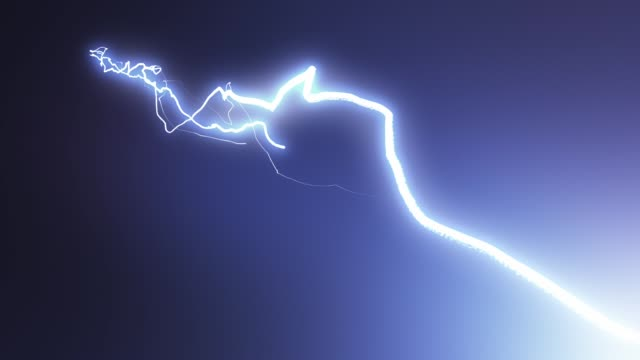 beautiful animation electric lightning discharge on a black background alpha channel beautiful animation electric lightning discharge on a black background alpha channel high voltage sign stock videos & royalty-free footage