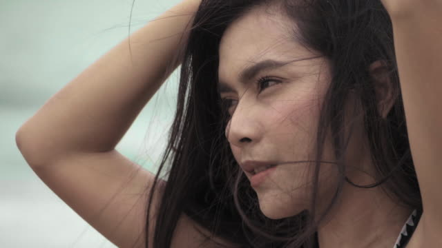 美しいアジアの人々 - 美人点の映像素材/bロール