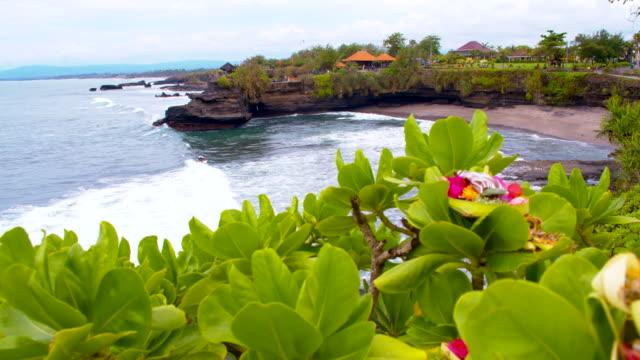 SLO MO wunderschöne Bucht In Bali – Video