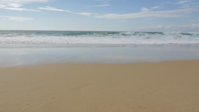 Beautiful beach. video