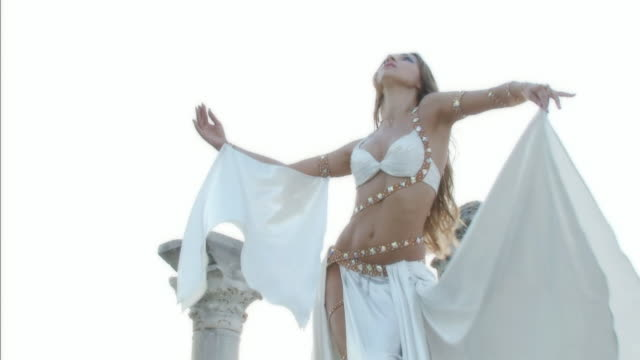 beautiful dance on the ruins video