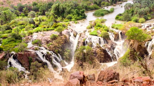 HA Beautiful Epupa Falls video