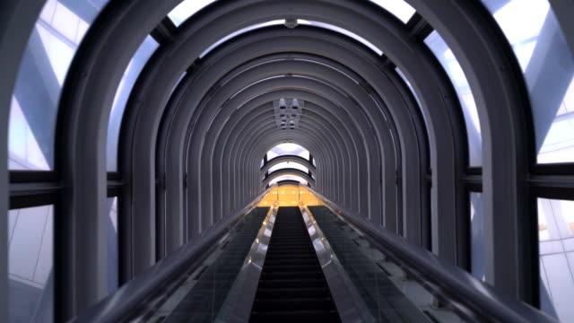 bel escalier à Osaka - Vidéo