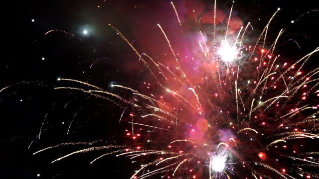 Beautiful Fireworks video