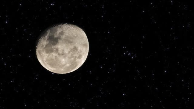 vacker fullmåne scen - halvmåne form bildbanksvideor och videomaterial från bakom kulisserna