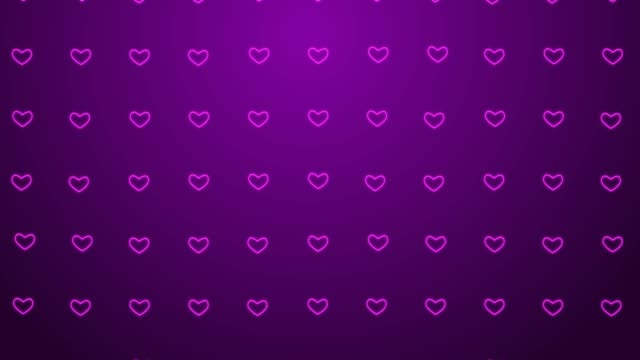 stockvideo's en b-roll-footage met prachtige hart patroon voor bewegende beelden en bruiloft - doodles