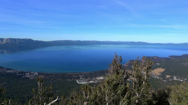 A beautiful Lake Tahoe, California