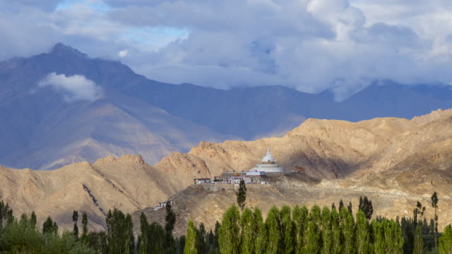 Beautiful landscape in Leh video