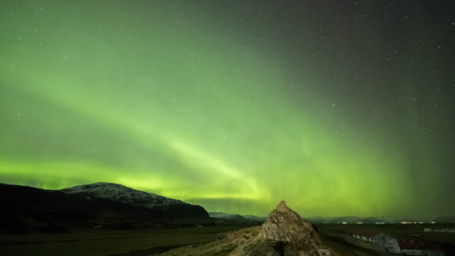 Beautiful Northern Light video