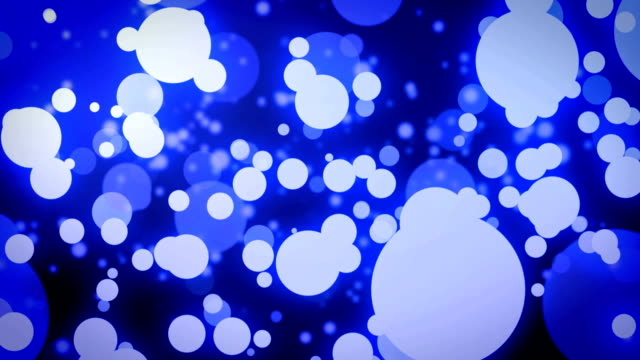 Beautiful Particles -  Loopable Background video