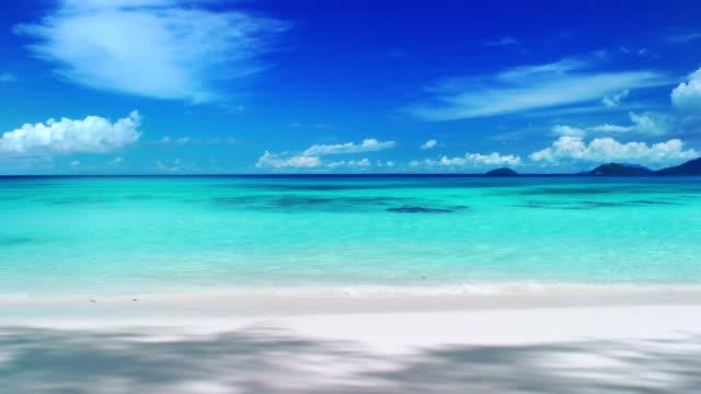 Beautiful seascape video