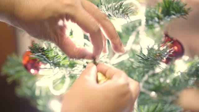 vacker årstid - christmas decorations bildbanksvideor och videomaterial från bakom kulisserna
