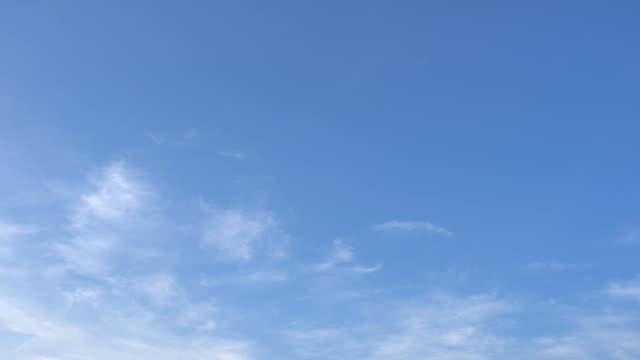 美麗的天空背景,時間流逝 - sky 個影片檔及 b 捲影像