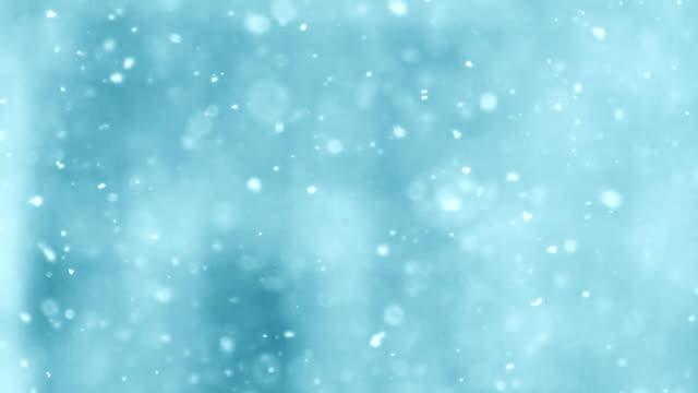 Beautiful snowfall 3 video