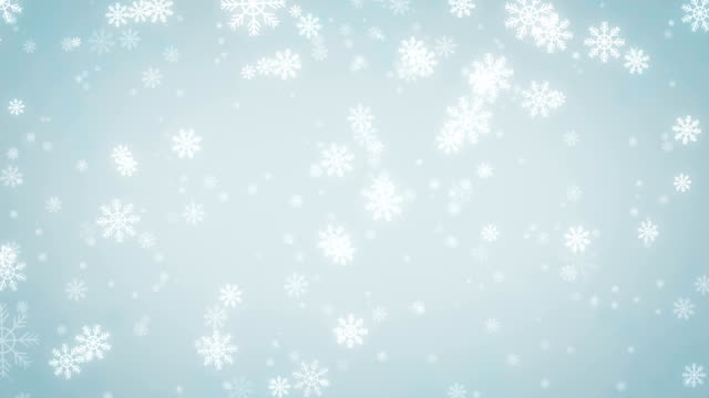 beautiful snowflakes - winter background. - snowflake background stock videos & royalty-free footage