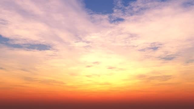Beautiful Sunset Loop 014