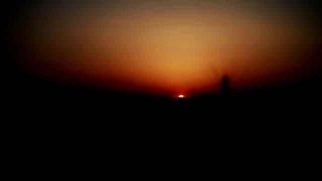 beautiful sunset - харьяна стоковые видео и кадры b-roll