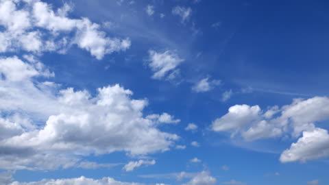 vídeos y material grabado en eventos de stock de 4k: fondo hermoso universalmente cloudscape, lapso de tiempo - nube