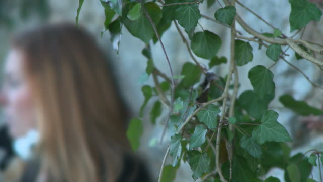 hd: beautiful woman - intoning bildbanksvideor och videomaterial från bakom kulisserna