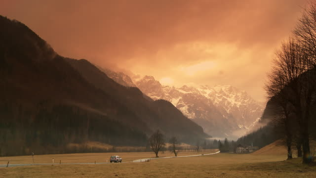 HD TIME LAPSE: Beauty Of Logar Valley video