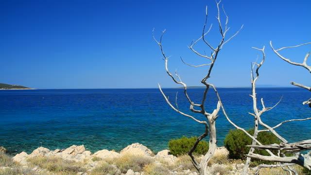HD DOLLY: Beauty Of Mediterranean Sea video