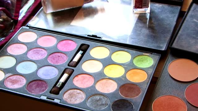Beauty palettes video
