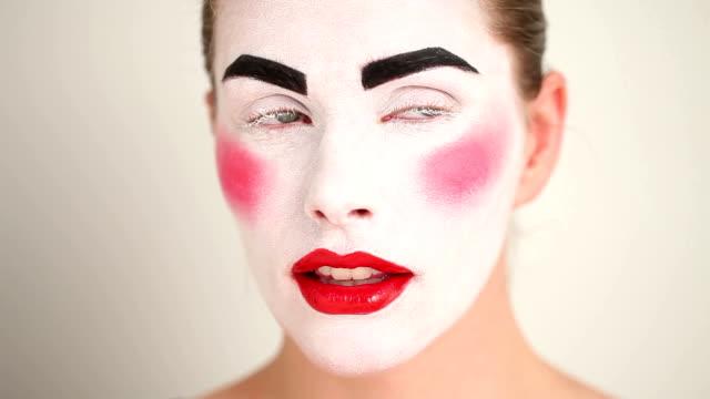 Retrato de belleza - vídeo