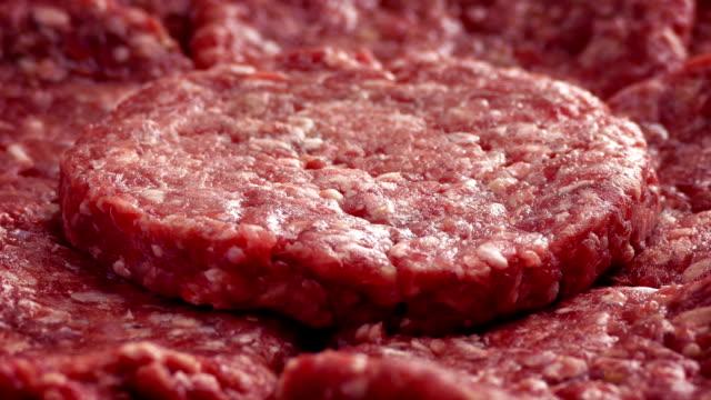Beef Burgers Rotating video