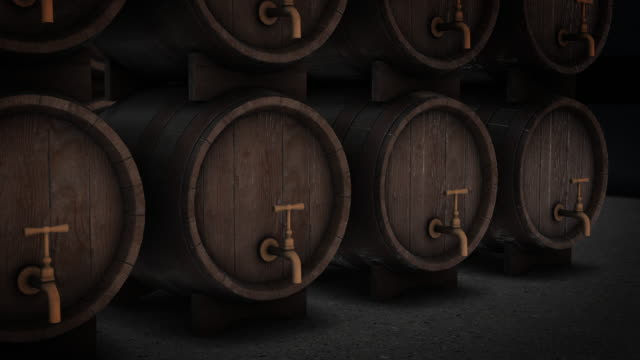 Beer barrel zoom out