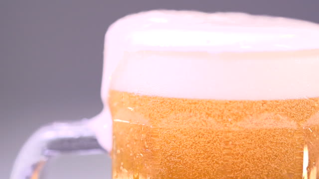 Beer / Beer Beer, alcoholic drink, made from grain and hops lager stock videos & royalty-free footage
