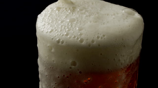 Beer pouring video