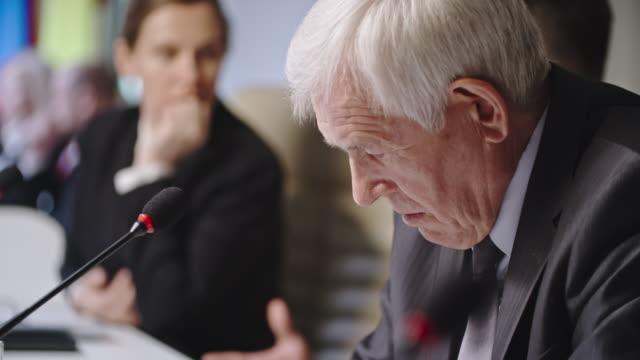 Début de la Convention politique - Vidéo