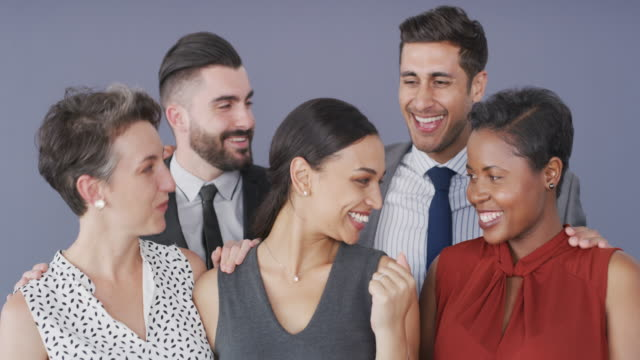 Behind every great business is a great team video
