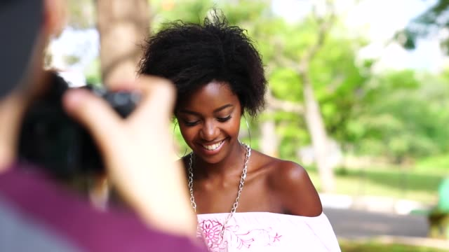 Behind the Scenes Photographing photo shoot stock videos & royalty-free footage
