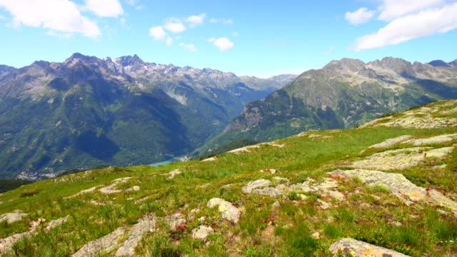 Belldonne Mountain Range 4K video