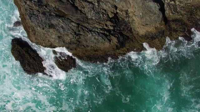vidéos et rushes de belle-île-en-mer-la plage de donnant - bretagne