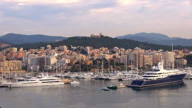 Bellver Castle - Palma de Mallorca, Spain video