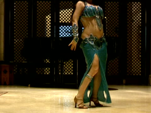 Belly Dancer video